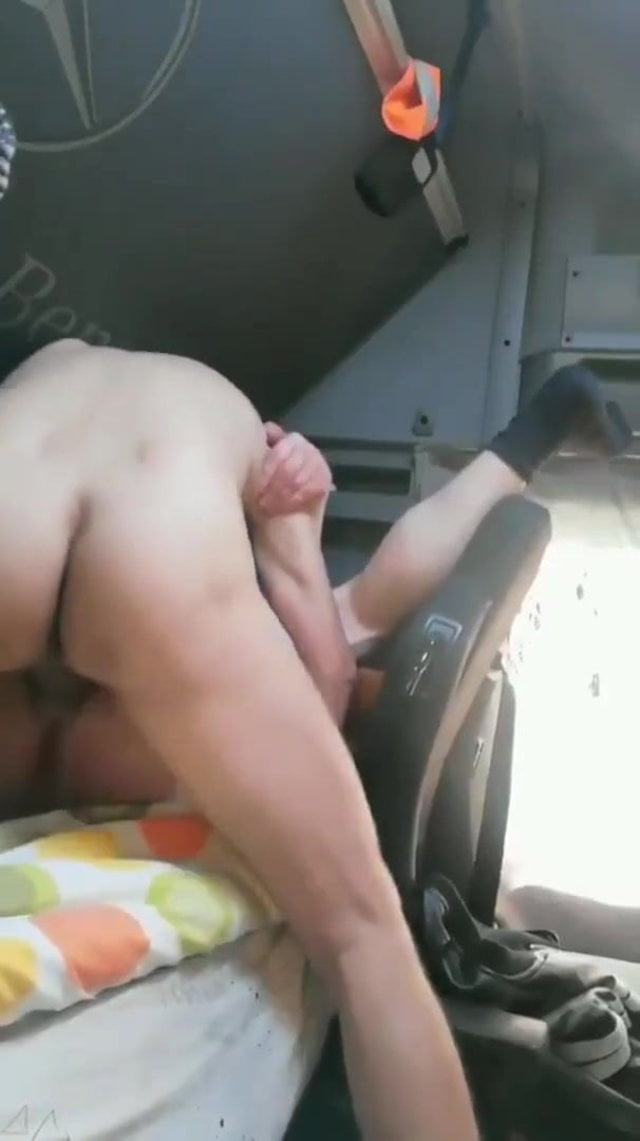I Bareback a Trucker in his Cab